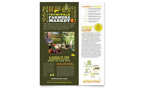 agriculture brochure templates free - agriculture farming flyers templates designs
