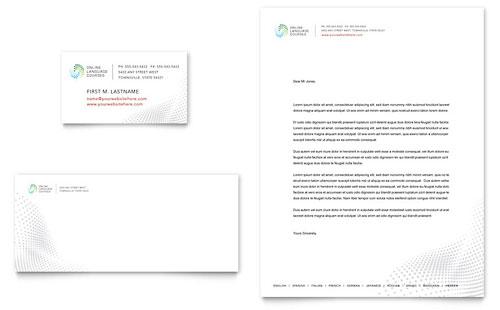 Professional Services Letterheads – Professional Letterhead Format