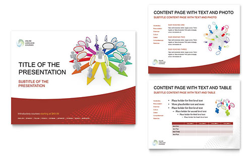 Education & Training | Presentation Templates & Designs