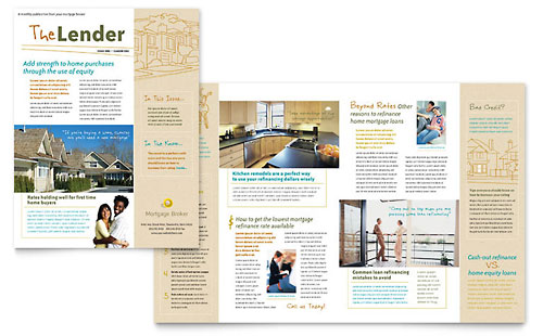 how to make a magazine layout in microsoft publisher