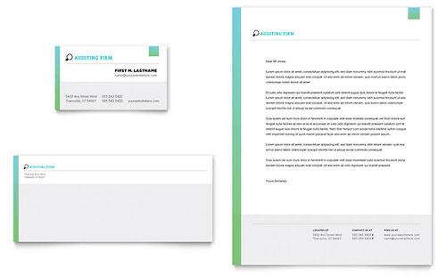 Free Letterhead Templates | Sample Letterheads & Examples