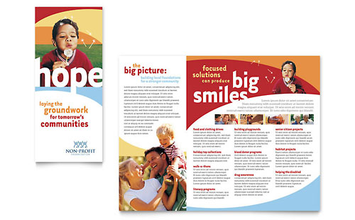 Religious Organizations Pamphlets – Religious Brochure