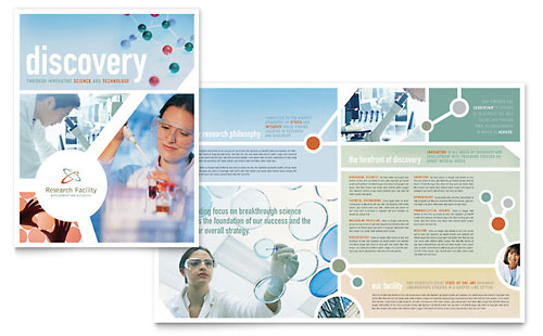 medical brochure templates free - pharmacy school brochure template design