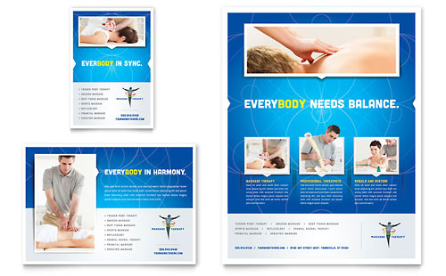 Health Beauty Flyers – Flyer Samples