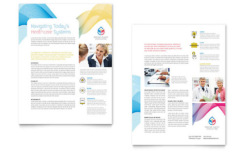 Insurance Consulting Sales Sheet Template