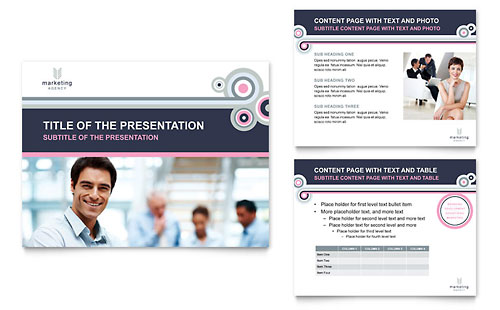 Marketing Agency PowerPoint Presentation Template