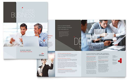 Corporate Business - Brochure Template
