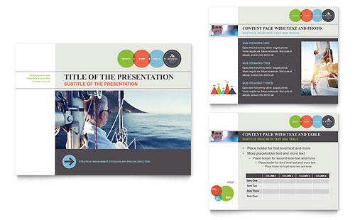 Business Analyst PowerPoint Presentation Template