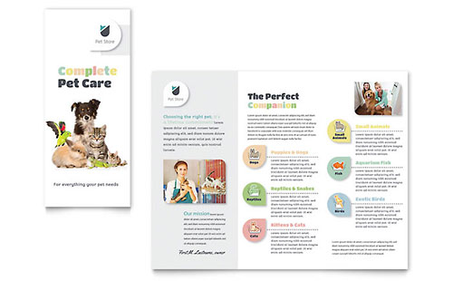 how to create pet product