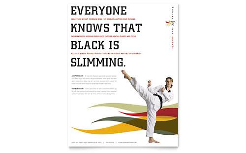 education  u0026 training flyers