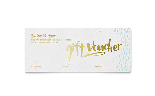 Massage Gift Certificate Template Free Gift Ribbon Vectors Photos