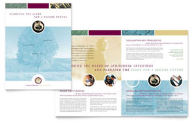 Financial Planning & Consulting - Brochure
