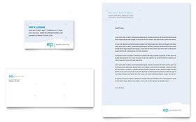 Estate Planning - Business Card & Letterhead