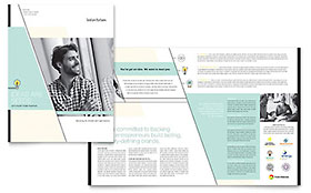 Venture Capital Firm - Brochure Template
