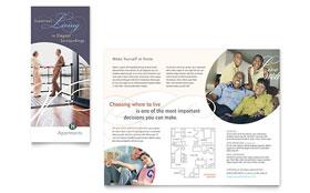 Apartment & Condominium - Brochure Template