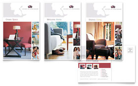Interior Designer - Postcard Template
