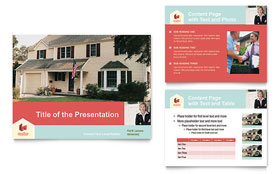 Home Real Estate - PowerPoint Presentation