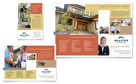 Realtor & Real Estate Agency - Flyer & Ad
