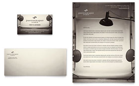 Photography Studio - Letterhead
