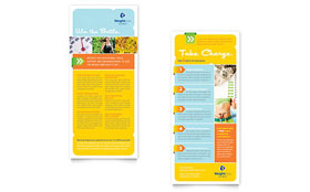 Weight Loss Clinic - Rack Card