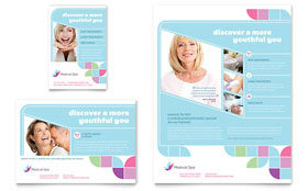 Medical Spa - Flyer & Ad Template
