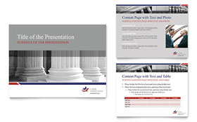 Legal & Government Services - Microsoft PowerPoint