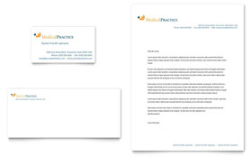 Medical Practice - Business Card & Letterhead