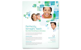 Orthodontist - Flyer
