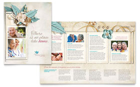 Hospice & Home Care - Brochure