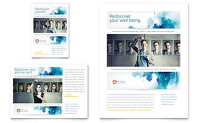 Behavioral Counseling - Flyer & Ad Template