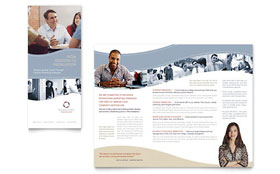 Marketing Consulting Group - Brochure Template