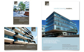 Architect - Flyer & Ad Template