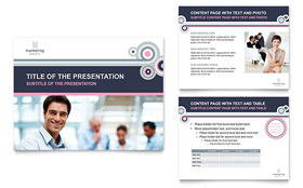 Marketing Agency - PowerPoint Presentation Template