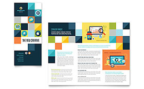 Advertising Company - Tri Fold Brochure