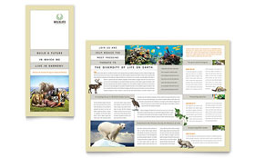 Nature & Wildlife Conservation - Pamphlet