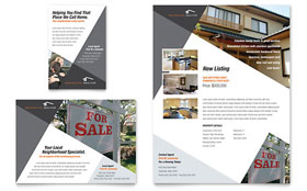 Contemporary & Modern Real Estate - Leaflet Template