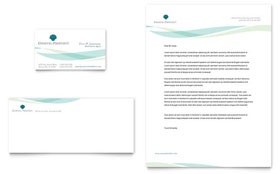 Coastal Real Estate - Business Card & Letterhead