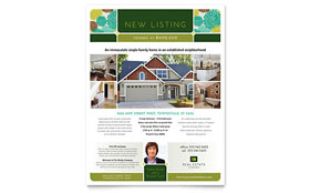 Real Estate - Leaflet Template
