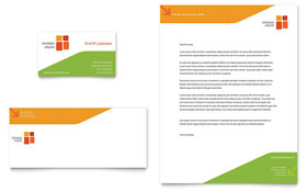 Church Youth Ministry - Business Card & Letterhead