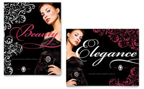 Formal Fashions & Jewelry Boutique - Poster