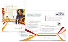 Software Developer - Brochure Template
