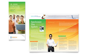 Computer & IT Services - Brochure