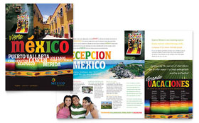 Mexico Travel - Brochure