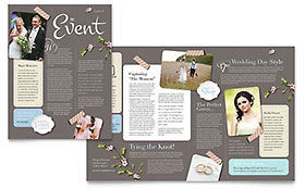 Wedding Planner - Newsletter Template