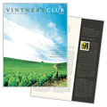 Winery Newsletter Graphic Design Template